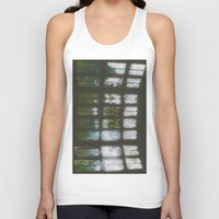 window Tank Tops featuring Window by Aaron Carberry