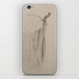 Curious iPhone Skin