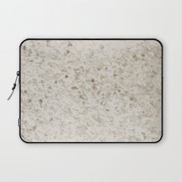 Tan Splotches Laptop Sleeve