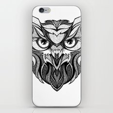 Owl - Drawing iPhone & iPod Skin