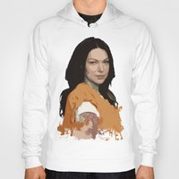 alex vause Hoodies featuring Vause Ass Bitch. by Fashionable