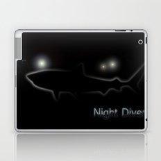 Night Diver Laptop & iPad Skin