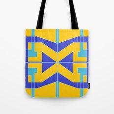 Go Blue Tote Bag