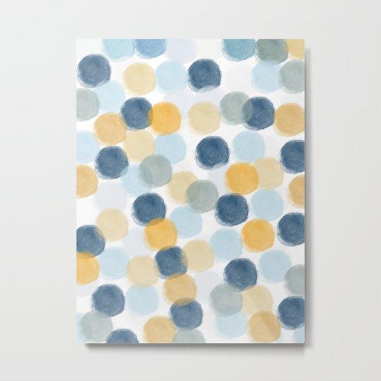 Pattern 52 Metal Print