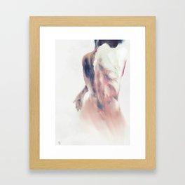 Diafragma   Framed Art Print