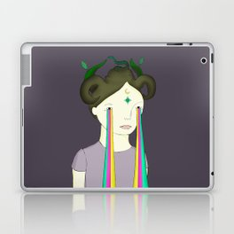 Self Portrait IV Laptop & iPad Skin