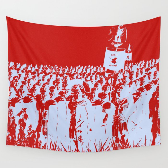 Ancient Roman Legion Wall Tapestry
