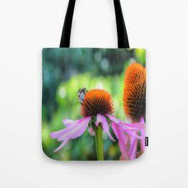 Nature's Worker Tote Bag