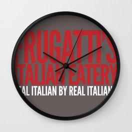 Frugatti's Wall Clock