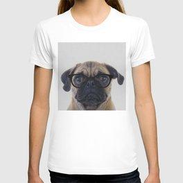 Geek Pug T-shirt