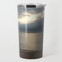 Muskegon- Calm After the Storm Travel Mug