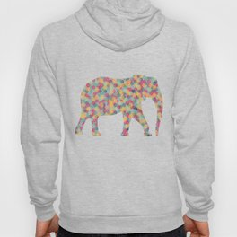 Indian Elephant Hoody