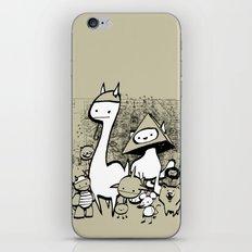 minima - coup iPhone & iPod Skin