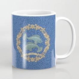 Vintage Astrology - Pisces Coffee Mug