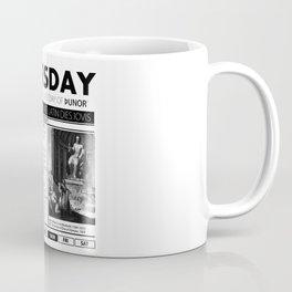 THURSDAY & THE MYTH BEHIND IT Coffee Mug