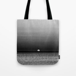 Sunset in Grayscale... Tote Bag