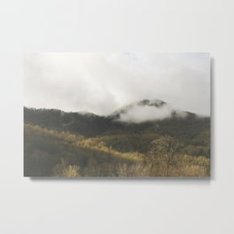 Appalachian Sunlight Metal Print