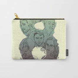 SENSE8 Logo drawing Carry-All Pouch