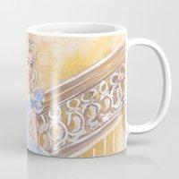 cinderella Mugs featuring Cinderella by carotoki art and love