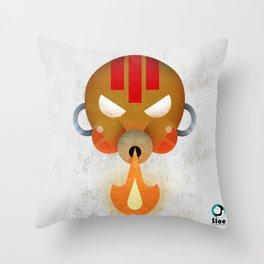 Dhalsim Throw Pillow