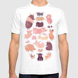 Pig Pig Pig T-shirt