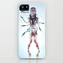 THE RITE OF SPRING. II act. The Chosen One. iPhone Case