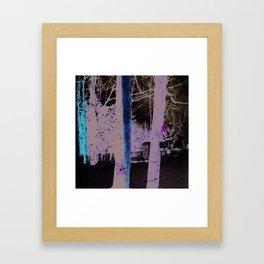 Backwoos Framed Art Print