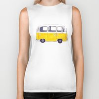 you are my sunshine Biker Tanks featuring You are my sunshine by Bridget Davidson