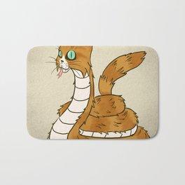 Cat Snake Bath Mat