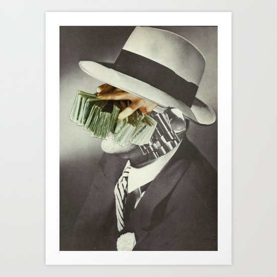 Valachi Papers Art Print