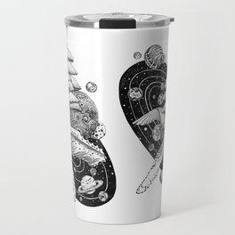 Space Whale Travel Mug