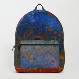 Melting Rainbow Backpack