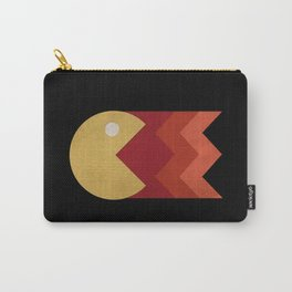 Vintage Retro Pacman Carry-All Pouch