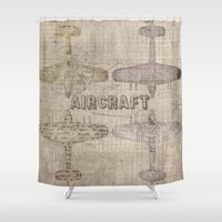 brooklyn bridge Shower Curtains featuring Brooklyn Bridge by Irena Orlov