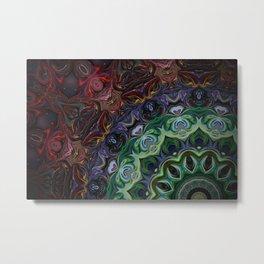 Kaleidoscope #1 Metal Print