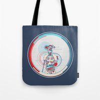anatomy Tote Bags featuring Anatomy by infloence