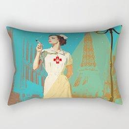 NIGHT NURSE Rectangular Pillow