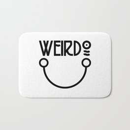 Weirdo Bath Mat