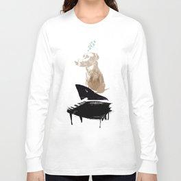 Chapi Chapo - Les Petites Musiques de Pluie  Long Sleeve T-shirt
