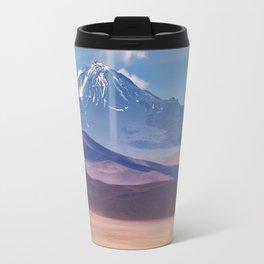 Pastel Mountains Travel Mug
