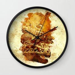 Bloodline Rex Wall Clock