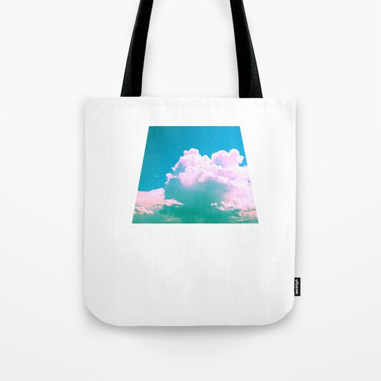 Cloudscape V Tote Bag