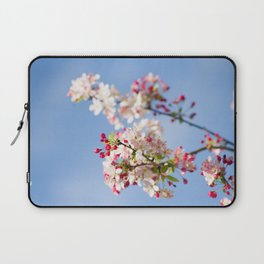 Orange Dahlia Laptop Sleeve