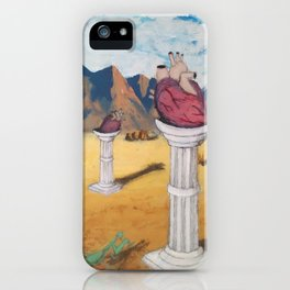 """Be Still My Heart"" iPhone Case"