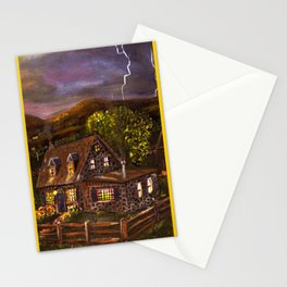 "Ave Hurley ""Camp Verde"" Stationery Cards"