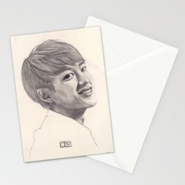 EXO D.O. Stationery Cards