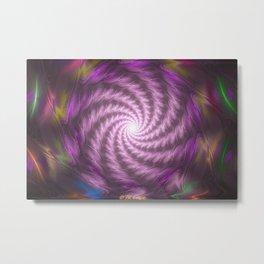 Hypnotic Trance Metal Print