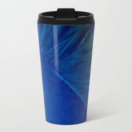 Feather of ice Travel Mug
