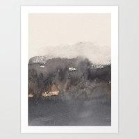 November morning 4 Art Print