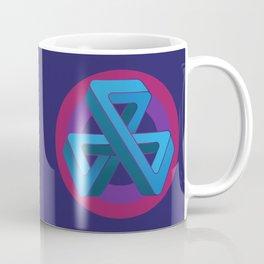 Tri-Tip Mobius Strip Coffee Mug
